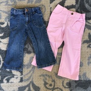 Girls 24 month pants by Cherokee